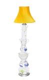 Staande lamp Stock Fotografie