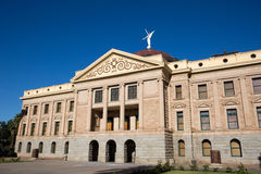 Staat Arizona-Kapitol-Gebäude-Museum Lizenzfreie Stockbilder