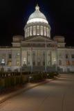 Staat Arkansas-Kapitol-Hauben-Äußeres Lizenzfreies Stockfoto
