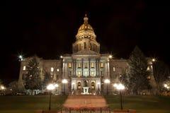 Staat Colorado-Kapitol in Denver Stockfoto