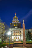 Staat Colorado-Kapitol-Gebäude in Denver Lizenzfreie Stockfotos