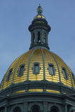 Staat Colorado-Kapitol-Gebäude in Denver stockbilder