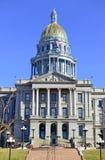Staat Colorado-Kapitol-Gebäude, Haus von Generalversammlung, Denver Lizenzfreie Stockfotos