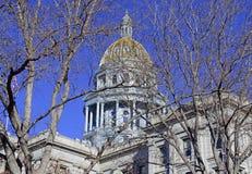 Staat Colorado-Kapitol-Gebäude, Haus von Generalversammlung, Denver Stockfoto