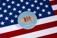 Staat Delaware in den USA stockbilder