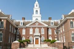 Staat Delaware-Kapitol Stockbilder