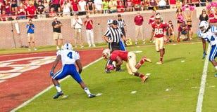 Staat Florida-Hochschulfußball Lizenzfreie Stockbilder