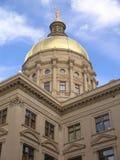 Staat Georgia-Kapitol 4 Lizenzfreie Stockbilder
