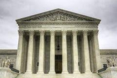Staat-Höchstes Gericht Stockfotografie