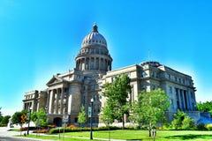 Staat Idaho-Kapital lizenzfreie stockbilder