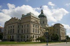 Staat Indiana-Kapitol-Gebäude Stockfoto
