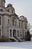 Staat Indiana-Kapitol-Gebäude Stockbild