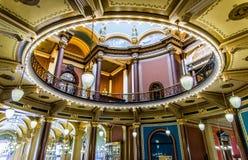 Staat Iowas-Kapitol Stockfotografie