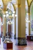 Staat Iowas-Kapitol Lizenzfreies Stockbild