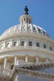 Staat-Kapitol-Gebäude, Washington DC Stockfotos