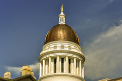 Staat Maine-Haus Lizenzfreie Stockfotos