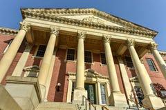 Staat Maryland-Haus Lizenzfreie Stockfotos