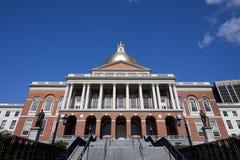 Staat Massachusetts-Hauptgebäude, Boston lizenzfreie stockfotos