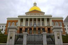 Staat Massachusetts-Haus stockfotografie