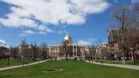Staat Massachusetts-Haus lizenzfreie stockfotografie