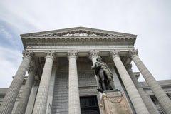 Staat Missouri-Kapital Lizenzfreies Stockfoto