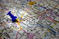Staat Missouri-Kapital Lizenzfreie Stockfotos