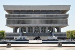 Staat New York-Museum in Albanien Lizenzfreie Stockbilder