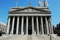 Staat New York-Oberstes Gericht lizenzfreie stockfotografie