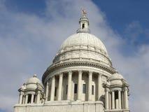 Staat Rhode Island-Kapitol Stockbild