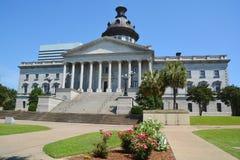 Staat South Carolina-Haus Lizenzfreies Stockfoto