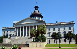 Staat South Carolina-Haus Stockfotografie
