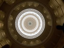 Staat Texas-Kapitol Lizenzfreie Stockfotos