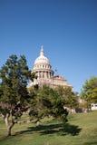 Staat Texas-Kapitol-Gebäude stockfotografie