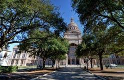 Staat Texas-Kapitol-Gebäude Lizenzfreies Stockfoto