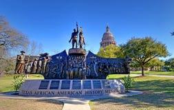 Staat Texas-Kapitol-Gebäude Lizenzfreie Stockbilder