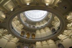 Staat Texas-Kapitol-Gebäude Lizenzfreies Stockbild