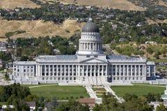 Staat Utah-Kapitol Lizenzfreie Stockfotos