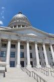 Staat Utah-Kapitol-Gebäude, Salt Lake City Stockbilder