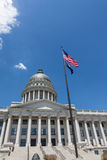 Staat Utah-Kapitol-Gebäude, Salt Lake City Lizenzfreie Stockfotografie