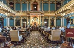 Staat van het Binnenland van de Senaatskamers van Michigan stock foto's