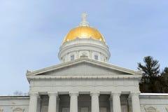 Staat Vermont-Haus, Montpelier Lizenzfreie Stockfotos