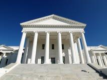 Staat Virginia-Haus Lizenzfreie Stockbilder