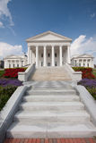 Staat Virginia-Kapitol-Gebäude stockfotos