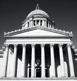 Staat Washington-Kapitol. Frontseite Lizenzfreie Stockfotos