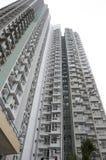 Staatlich subventionierte Wohnung des niedrigen Einkommens Stockbilder