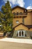 Staatliches Hotel des Hotels das Teide Lizenzfreie Stockfotografie