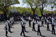 2016 Staatsangehöriger Cherry Blossom Parade im Washington DC Lizenzfreie Stockbilder