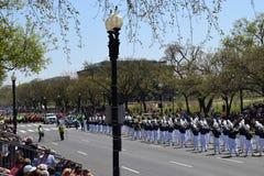 2016 Staatsangehöriger Cherry Blossom Parade im Washington DC Lizenzfreies Stockbild