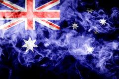Staatsflagge von Australien Stockfoto