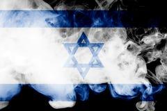 Staatsflagge von Israel stockbild